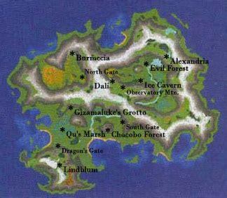 ff9 world map theme 9 walkthrough introduction