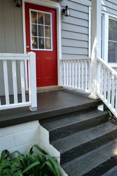 cement paint colors best 25 painted concrete porch ideas on