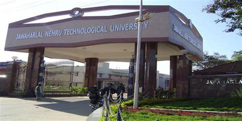 Jntu Mba by No Vice Chancellor In Jntu Hyderabad Teluguabroad