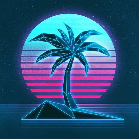 vaporwave  texture neon hd wallpapers desktop