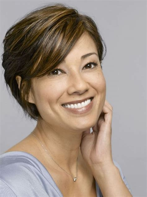 Do You Wash Hair After Coloring - 14 fabulous short hairstyles for women over 40 pretty designs