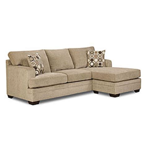simmons chaise sofa simmons columbia stone sectional sofas living room