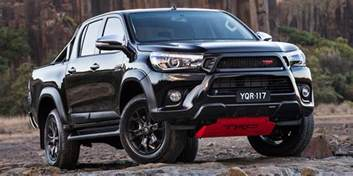 2017 Toyota Hilux 2017 Toyota Hilux Trd Arrives From 58 990 Photos 1 Of 9