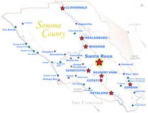 sonoma county in context