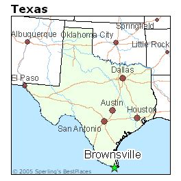 where is brownsville on the map best places to live in brownsville