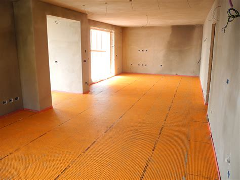 shock termico riscaldamento a pavimento riscaldamento a pavimento a basso spessore edilposa