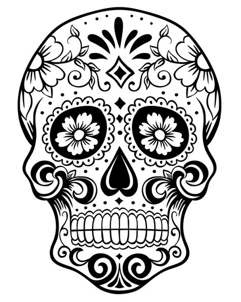 Day Of The Dead Printable Activities