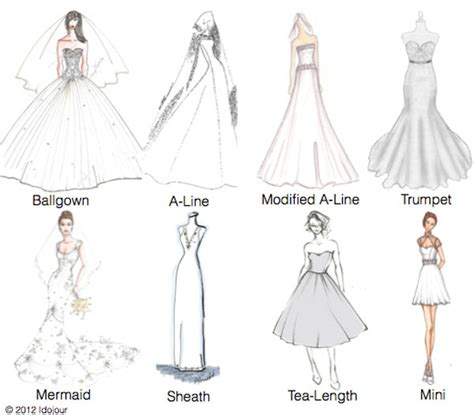 different dress types styles fab friday shapely guide to traditional wedding dress