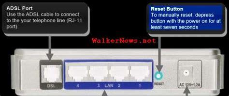 reset modem online default d link router login password