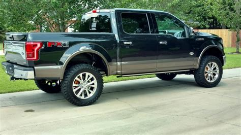 2015 Ford Trucks by Build 2015 F150 King Ranch Fx4 Ford Truck Enthusiasts