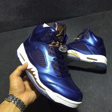 Air 5 Retro Metallic Bronze Legit air 5 retro bronze obsidian white metallic bronze bright grape shoes 2017