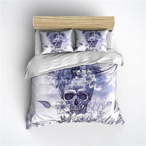 skull bed spread 1000 images about skull bedsets on pinterest duvet