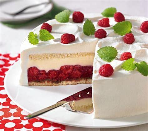 kuchen mit mascarpone und himbeeren himbeer mascarpone torte rezept kuchen