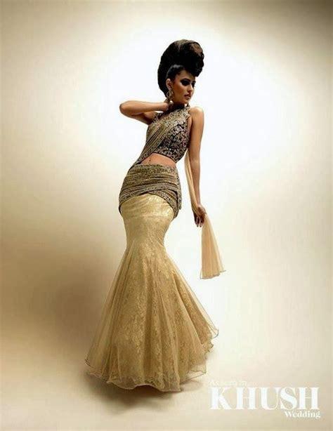 Modern fish cut lehenga indian lehenga choli fashion outfits for