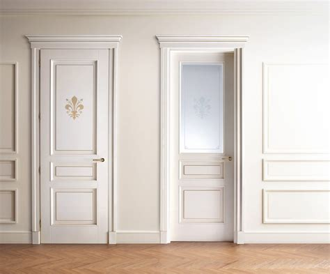 porte da interni con vetro porte in legno classiche per interni porte interne in