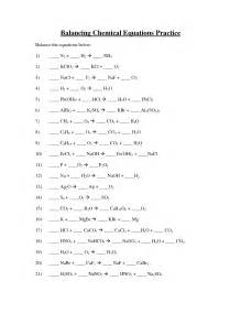 types of reaction worksheet abitlikethis