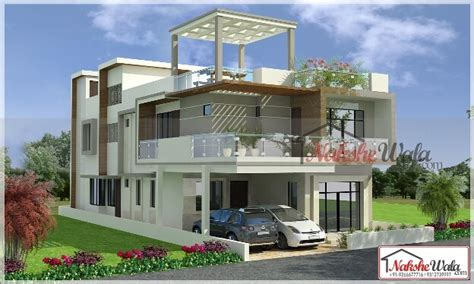 front design of house in indian double story double storey elevation two storey house elevation 3d front view apartment plans