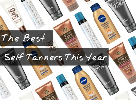 best face tanning l reviews 20 best self tanners top sunless tanners for face and body