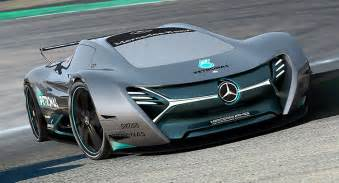 Mercedes Future Electric Cars Mercedes Elk Fits The Future Ev Supercar Bill