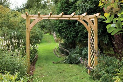 Garden Arches Uk Best Price Forest Upartlhd Large Ultima Pergola Arch Hd