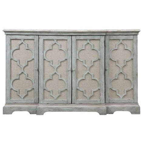 10 inch console cabinet weathered gray four door cabinet uttermost cabinets
