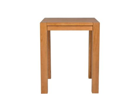 solid oak breakfast bar table solid oak breakfast bar table 80cm x 80cm square