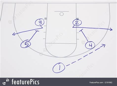 basketball play diagram software sport basketball play diagram stock picture