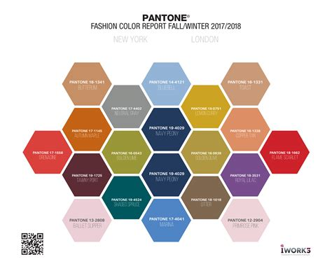 fall 2017 pantone colors pantone fashion color report fall winter 2017 2018