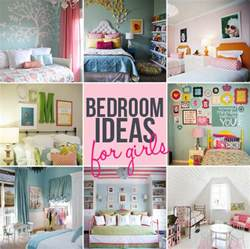 Bedroom Decorating Ideas Diy by Inspiring Bedrooms For Girls