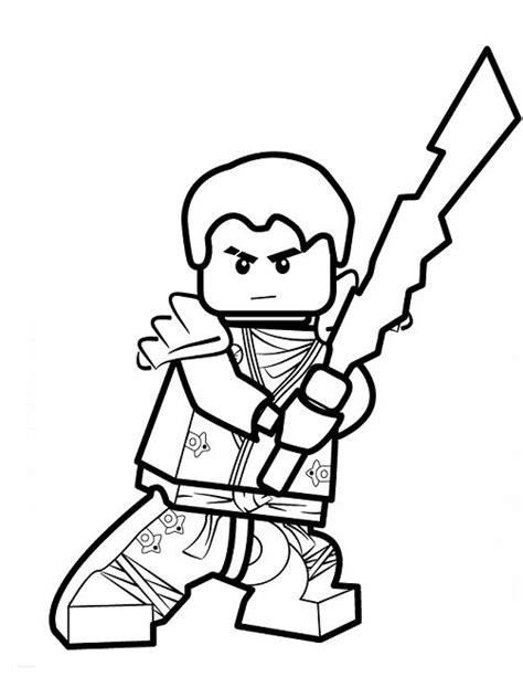 ninja cat coloring page free lego ninjago coloring pages sensei wu cole zx etc