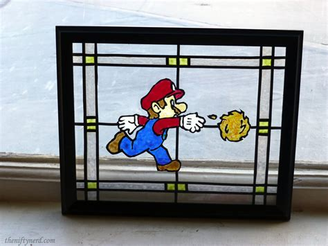 Nerdy Home Decor 18 faux stained glass projects to experiment with