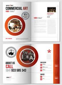brochure design indesign templates 20 simple yet beautiful brochure design inspiration