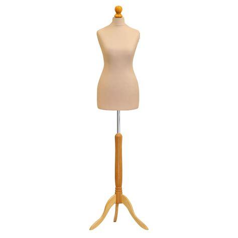size  female tailors dummy cream wedding dress sari