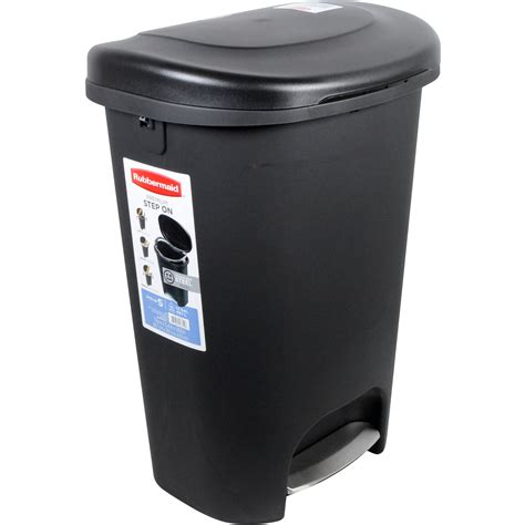 standard kitchen trash can size kitchen awesome standard kitchen trash can size best