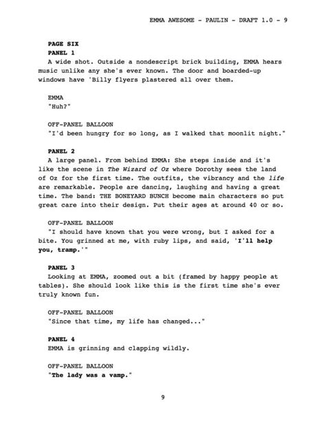 Play Script Template Template Business Play Script Template