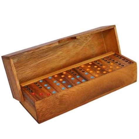 Dominos Handmade - classic on sales handmade wooden dominoes