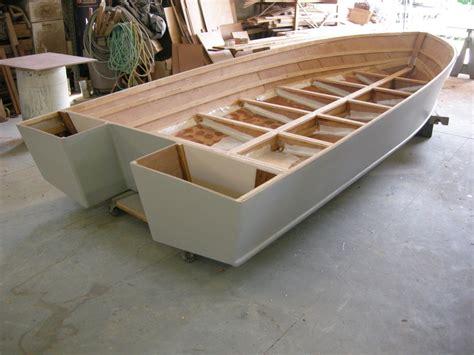 flats skiff boat plans custom flats skiffs