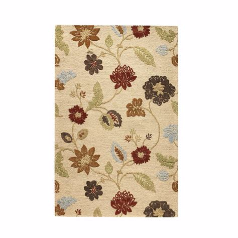 home accents rug collection home decorators collection portico soft gold 2 ft 3 in x