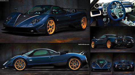 pagani zonda tricolore 2011 pictures information specs