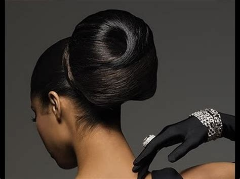 black bolla hair style 20 beauty updo hairstyles for black women 2014 youtube