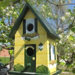 Home Decorating Paint Color Combinations hand painted birdhouse by paintbrushedboutique on etsy