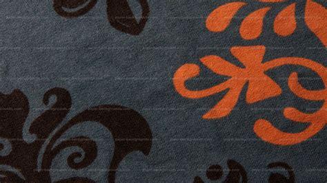 orange black design paper backgrounds black orange floral design on gray