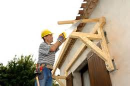 building an awning how to build a wooden awning
