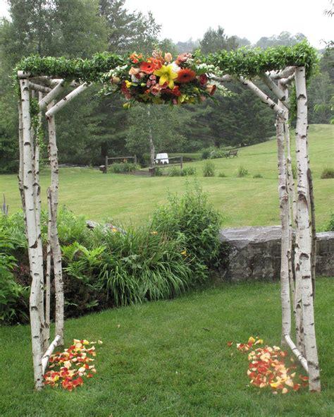 Wedding Arbor by Rustic Wedding Arbor Vermont Lurrrrrrve