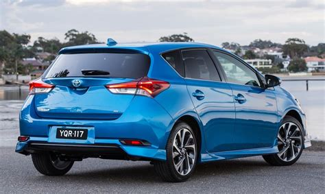 Hatch Toyota 2016 Toyota Corolla Hatch Review The Wheel