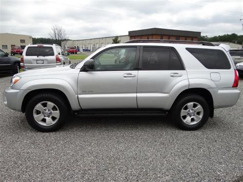 toyota 4runner with 3rd row seat 2006 toyota 4runner sr5 v6 4x4 w 3rd row seating ebay