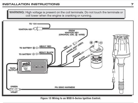 msd ignition 6al wiring diagram new wiring diagram 2018