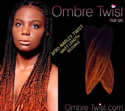 nice braids with kinky home ombre afro marley kinky twist braiding hair