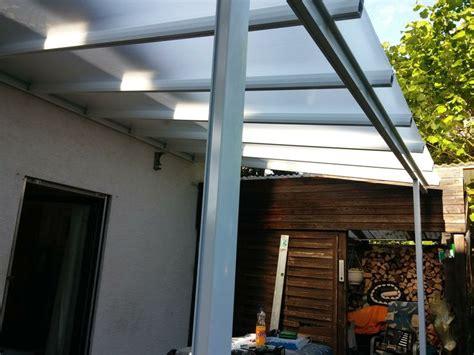 Terrassendach Bausatz by Die Besten 25 Carport Bausatz Ideen Auf Holz