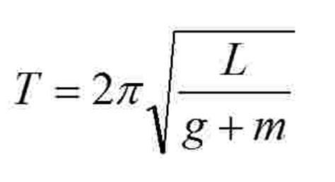 pendulum swing equation auto pendulum tuner